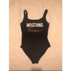 Maillot de bain une-pièce Moschino  pas cher