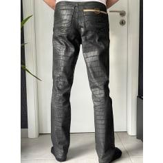 Straight Leg Jeans Roberto Cavalli