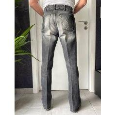 Pantalon évasé Yves Saint Laurent  pas cher