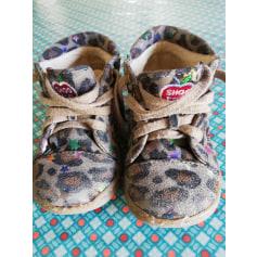 Lace Up Shoes Pom d'Api