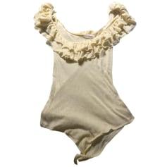 Top, tee-shirt Ulla Johnson  pas cher