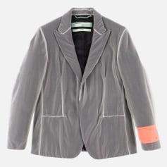 Suit Jacket Off White