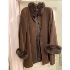 Manteau en fourrure Wool & Cashmere  pas cher