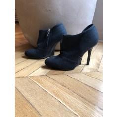 High Heel Ankle Boots Yves Saint Laurent