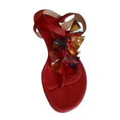 Flat Sandals Casadei