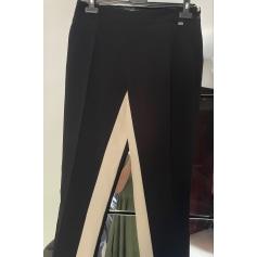 Pantalon droit Elisabetta Franchi  pas cher