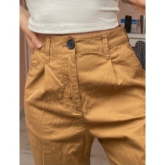 Pantalon carotte Bershka  pas cher