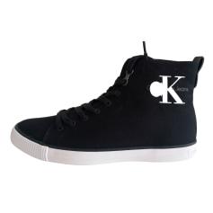 Baskets Calvin Klein  pas cher