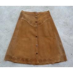 Jupe courte 100% Vintage  pas cher