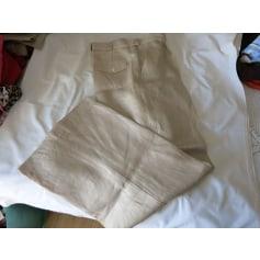 Pantalon large Club Med  pas cher