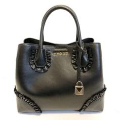 Leather Handbag Michael Kors