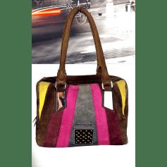 Lederhandtasche Thierry Mugler
