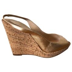 Wedge Sandals Christian Louboutin