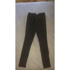 Jeans slim La Halle  pas cher