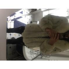 Manteau en fourrure Fourures George V  pas cher