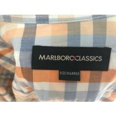 Chemise Marlboro Classics  pas cher