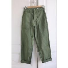 Pantalon large Reiko  pas cher