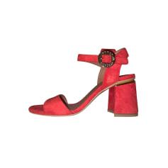 Sandali con tacchi Emporio Armani