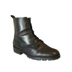 Biker Ankle Boots Comptoir Des Cotonniers