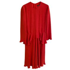 Robe mi-longue Giorgio Armani  pas cher