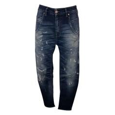 Jeans largo, boyfriend Diesel