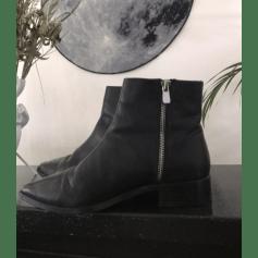 Bottines & low boots à talons & Other Stories  pas cher