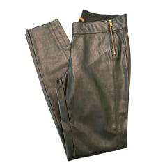 Pantalon slim, cigarette Hugo Boss  pas cher