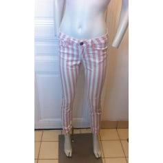 Jeans slim Amisu  pas cher