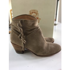 Bottines & low boots à talons Catarina Martins  pas cher