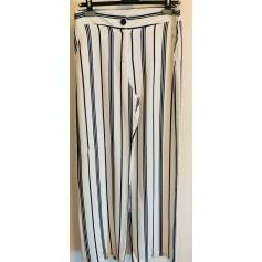 Pantalon large FIGARO  pas cher