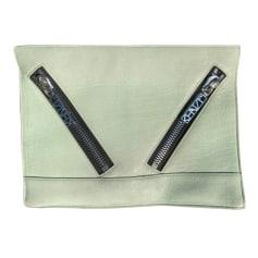 Leather Clutch Kenzo
