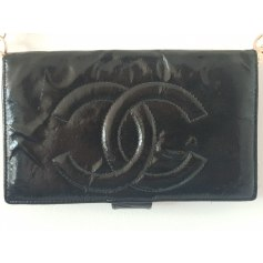Portefeuille Chanel Wallet-On-Chain pas cher