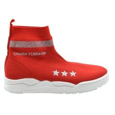 Baskets Chiara Ferragni  pas cher