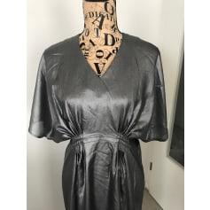 Robe mi-longue Cyrillus  pas cher