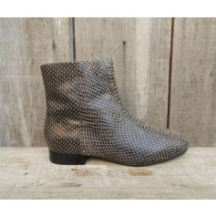 Bottines & low boots plates & Other Stories  pas cher