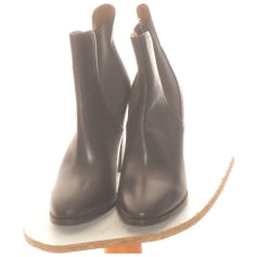 Flat Ankle Boots Ralph Lauren