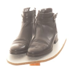 Flat Ankle Boots Minelli