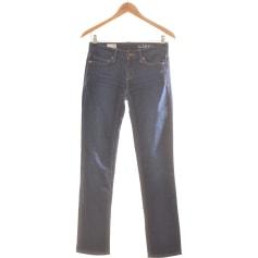 Jeans droit Gap  pas cher