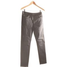Pantalon slim, cigarette Bréal  pas cher