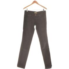 Straight Leg Jeans Maje