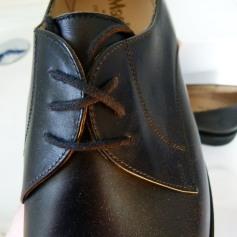 Chaussures à lacets Marbot  pas cher