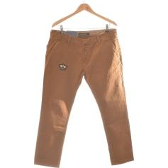 Straight Leg Pants Kaporal