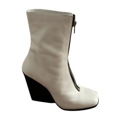 High Heel Boots Céline