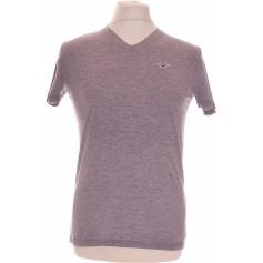 Top, tee-shirt Hollister  pas cher
