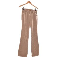 Jeans droit Stefanel  pas cher
