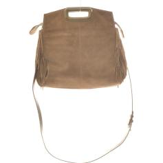 Non-Leather Handbag Maje