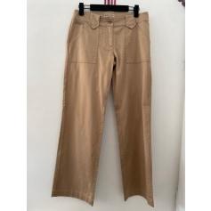 Pantalon évasé Marlboro Classics  pas cher