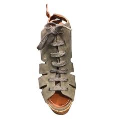 Wedge Sandals Barbara Bui
