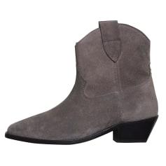 Santiags, bottines, low boots cowboy Jerome Dreyfuss  pas cher