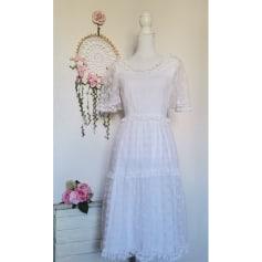 Robe de mariée Vintage  pas cher
